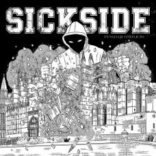 Sickside - En Salvaje Conflicto LP