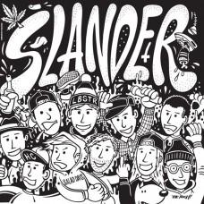 "Slander - The Rush 12"""