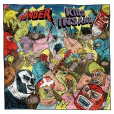 Slander / Kids Insane split