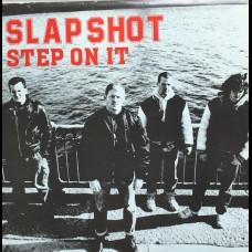 Slapshot - Step On It LP (Taang repress)