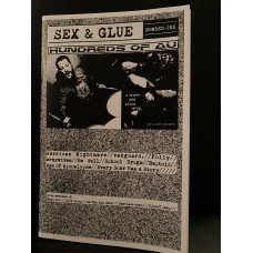 Sex & Glue Zine #1