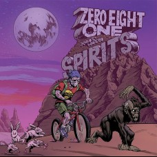 Spirits / Zero Eight One split 7""