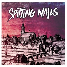 Spitting Nails - S/T LP