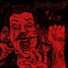 "Splitknuckle - Innocence Bleeds 12"" (RED VINYL)"