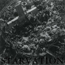 Starvation / Negative Reinforcement split 7""