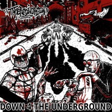 Take Fucking Action - Down 4 The Underground