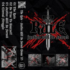 The Rule - Justice Will Be Served tape