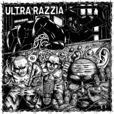Ultra Razzia - S/T LP
