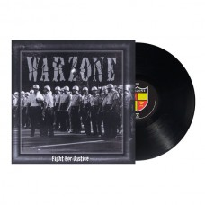 Warzone - Fight For Justice LP