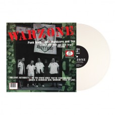 Warzone / Cause For Alarm split LP