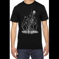 Wake Of Humanity - Fight/Resist shirt size XL