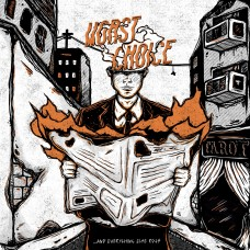 Worst Choice - ... And Everything Else Rots 10""
