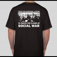 xREIGNx - social war shirt