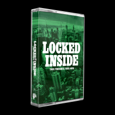 Locked Inside - Your Thoughts. Your Own. tape