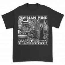 Civilian Mind - Remembrance shirt