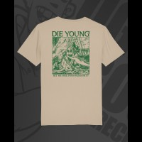 Die Young - Set Me Free shirt