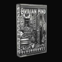 Civilian Mind - Remembrance tape + shirt bundle