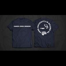 "U&P ""SMOKING"" shirt"