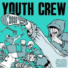 "Youth Crew 2020 7"" TEST PRESS"
