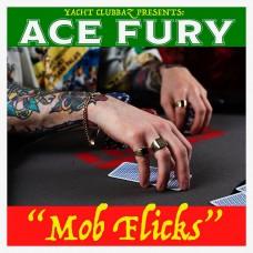 Ace Fury - Mob Flicks tape