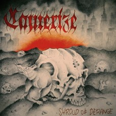 Cauterize - Shroud Of Derange tape