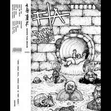 Fight Them All - Down The Drain tape