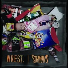 """Stations / Wrest split 10"""""""